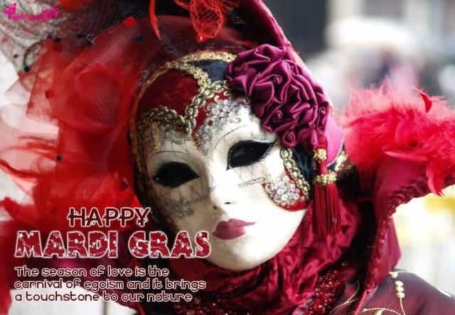 24 Mardi Gras