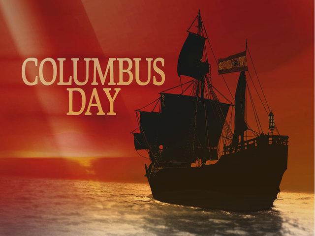 25 Columbus Day