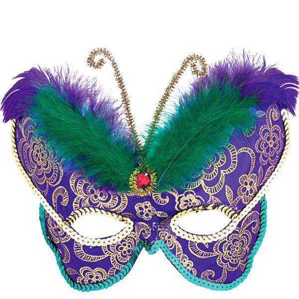 30 Mardi Gras Mask Image