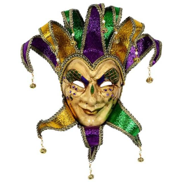37 Mardi Gras Mask Image