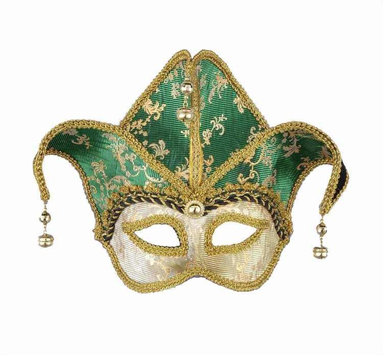 4 Mardi Gras Mask Image