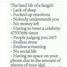 5Sos Quotes the hard life of a fan girl lack of sleep