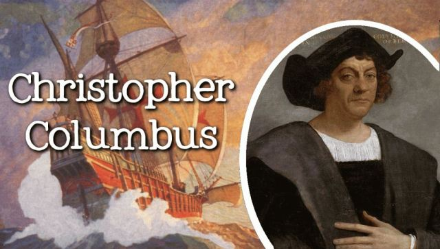 7 Columbus Day