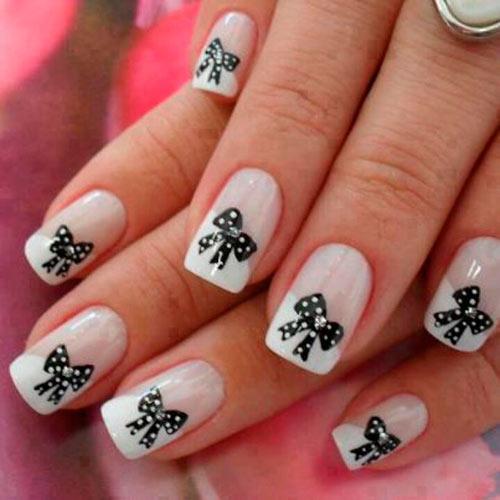 Amazing Bow Nails