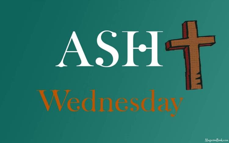 Ash Wednesday 212