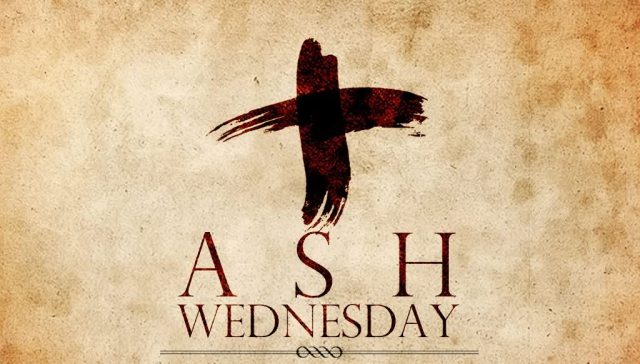 Ash Wednesday Best Wishes Picture