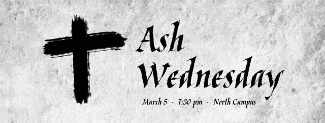 Ash Wednesday Service Wishes Image
