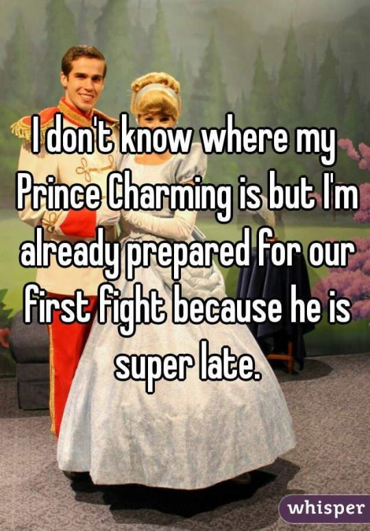 Charming Quotes i don't know where my prince