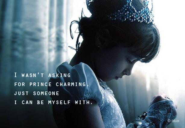 Charming sayings i wasn't asking for prince charming