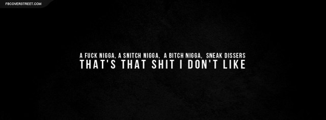 Chief Keef Quotes a fuck nigga a snitch nigga a bitch nigga sneak dissers that's