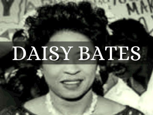 Daisy Bates Day 2