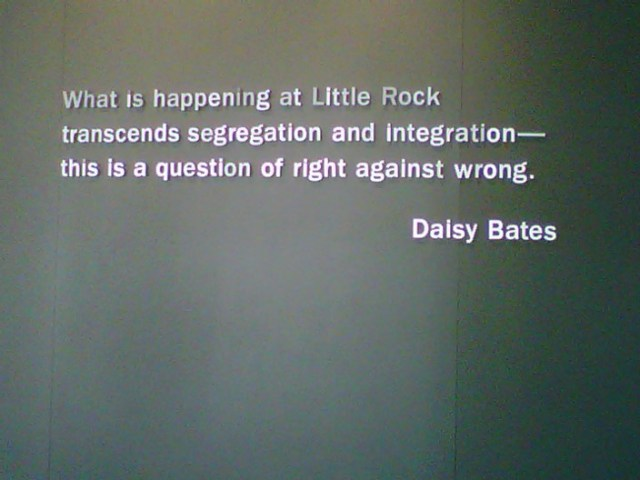 Daisy Bates Quotes 1