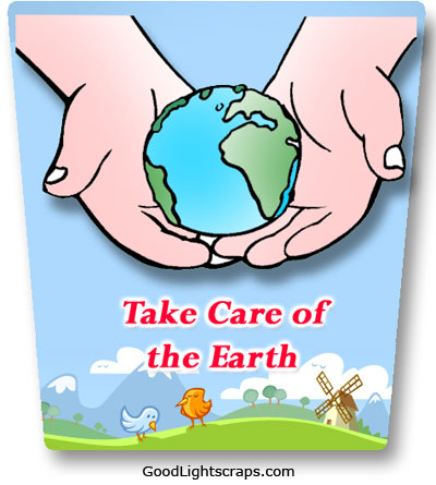 Earth Day Quotes take care of the earth