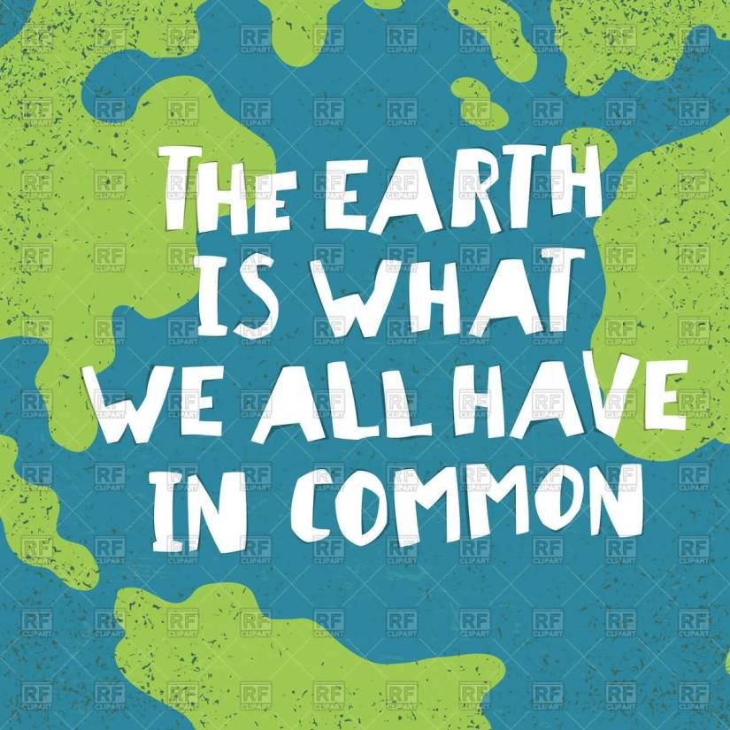 Earth Day Quotes the earth is what we all ha