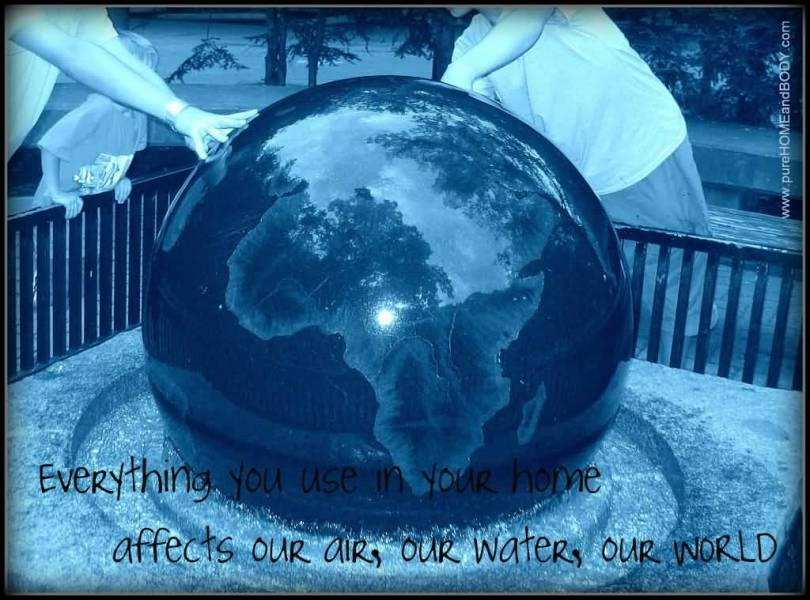 Earth Day Sayings everything you use no your home