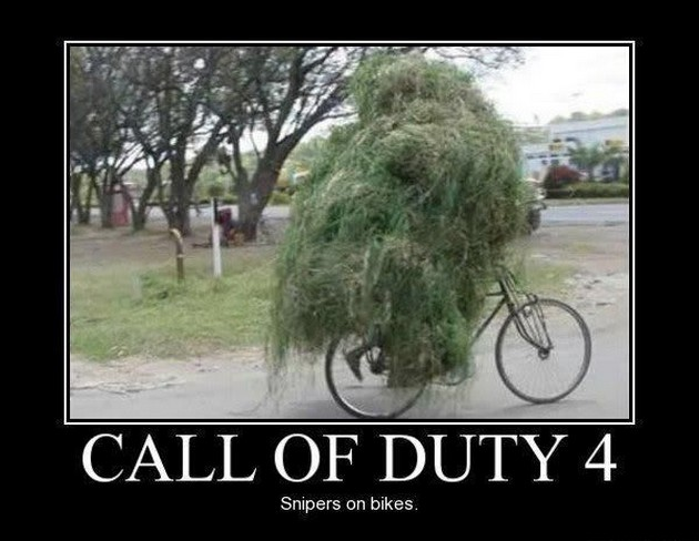 Funny Army Image call of duty 4