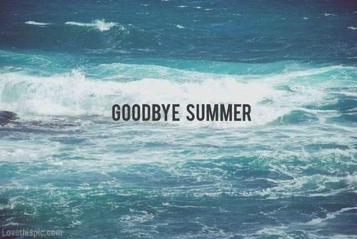 Goodbye Summer Quotes goodbye summer..