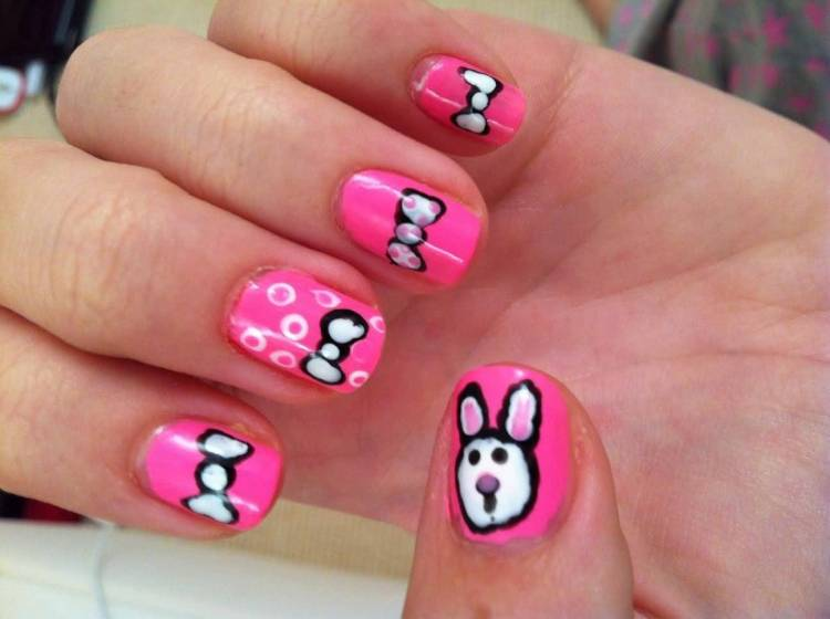 Greatest Bow Nails