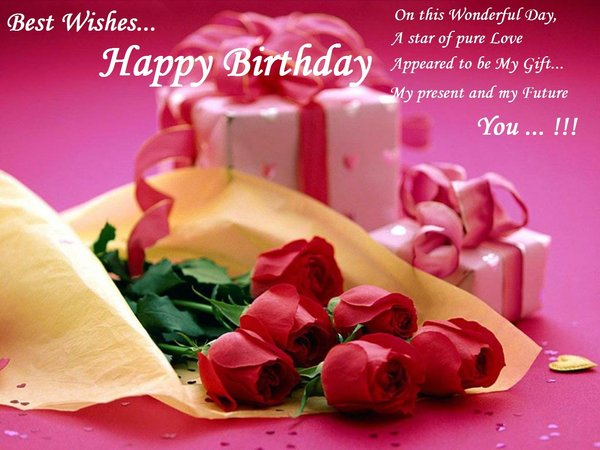 Happy Birthday Quotes best wishes happy birthday on this wonderful day