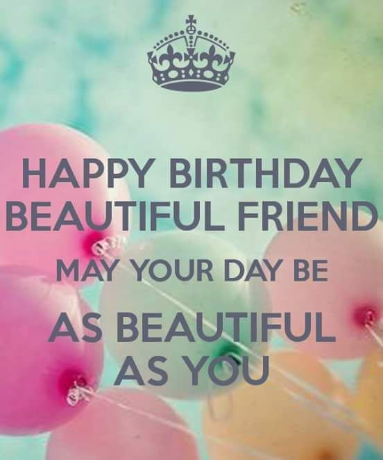 Happy Birthday Quotes happy birthday beautiful friend may your day be