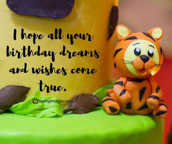 Happy Birthday Quotes i hope all your birthday dreams and wishes come true