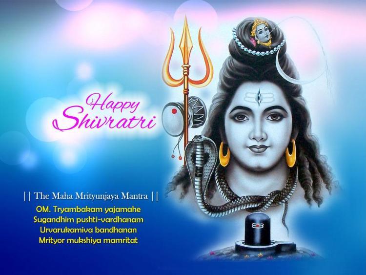 Happy Maha Shivratri 21