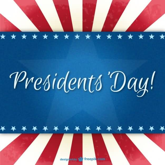 Happy President's Day Image