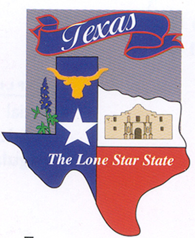Happy Texas Independence Day Wishes Card