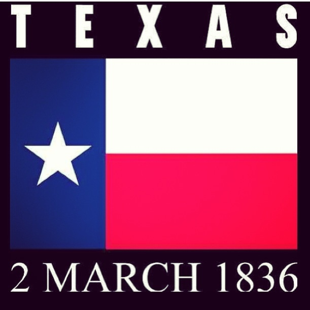 Happy Texas Independence Day 2 March 1836 Wishes Image