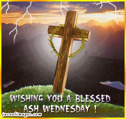 Have A Blessed Ash Wednesday Greetings