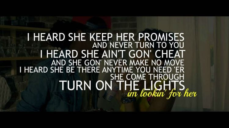 Hood Quotes i heard she keep her promises and never turn to you