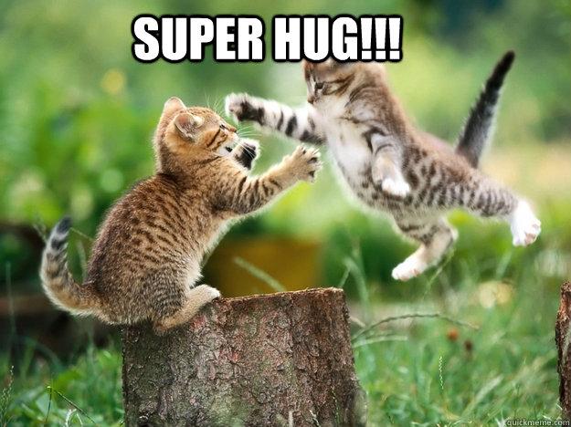 Hug Memes Super hug