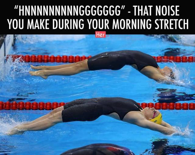 Olympics Meme hnnnnnnnnngggg that noise you make during your morning stretch