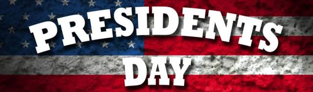 President's Day Cover Banner Image