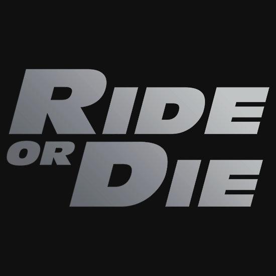 Ride or Die Quotes ride or die (2)