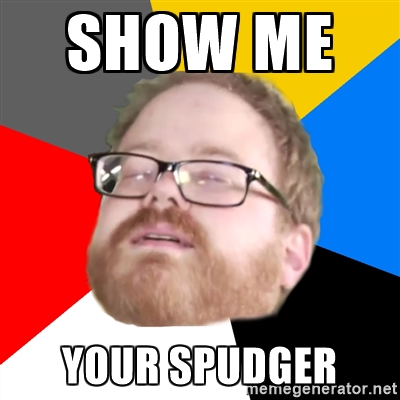 Show Me Your Spudger Internet Meme