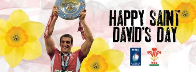 St David's Day Celebration Message Picture