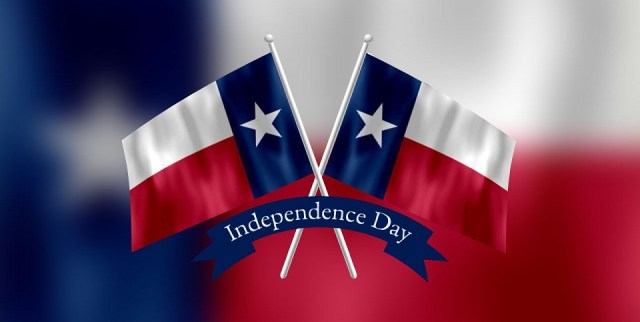 Texas Independence Day Best Wishes Wallpaper