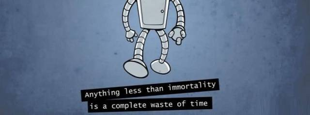 Time Quotes Anything less than immorality is a complete waste of time