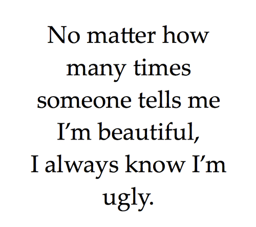 Ugly Quotes Sayings 01