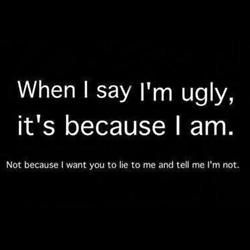 Ugly Quotes Sayings 04