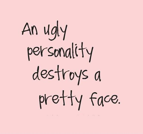 Ugly Quotes Sayings 06