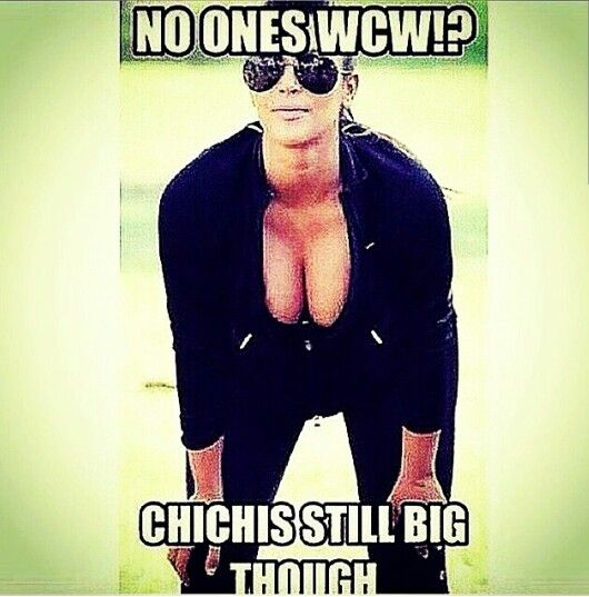 Wcw Quotes No ones wcw! chichis still big though