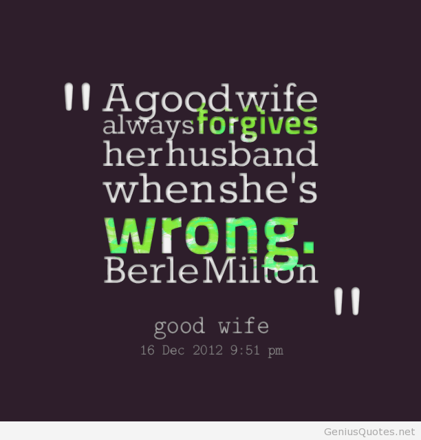 Wife Quotes Sayings 09