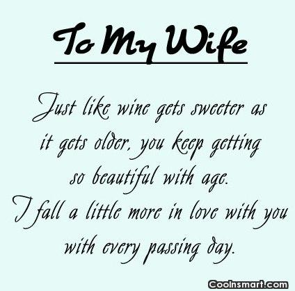 Wife Quotes Sayings 18