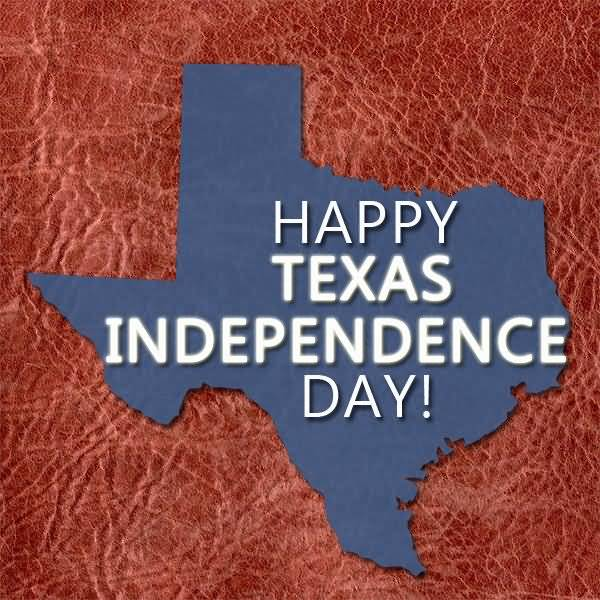 Wish You A Very Happy Texas Independence Day Image