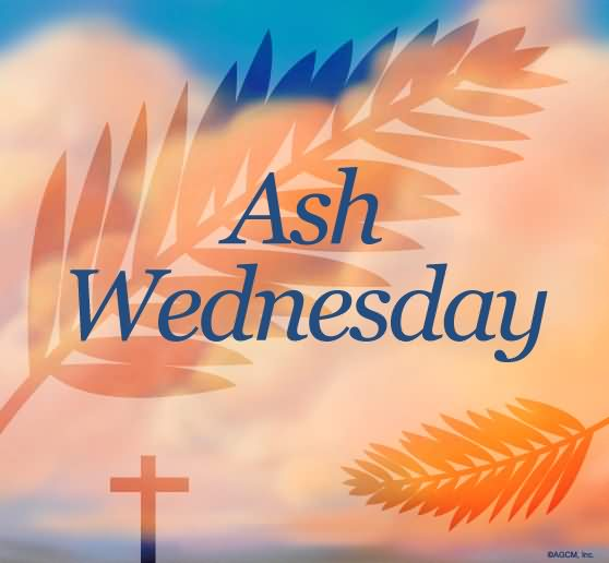 Wish You Bless Ash Wednesday