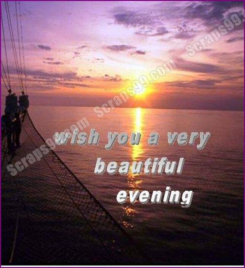 Wish you a very beautiful evening Good Evening Memes