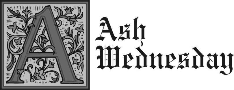 Wishing You Ash Wednesday
