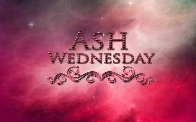 Wonderful Ash Wednesday Wishes Image